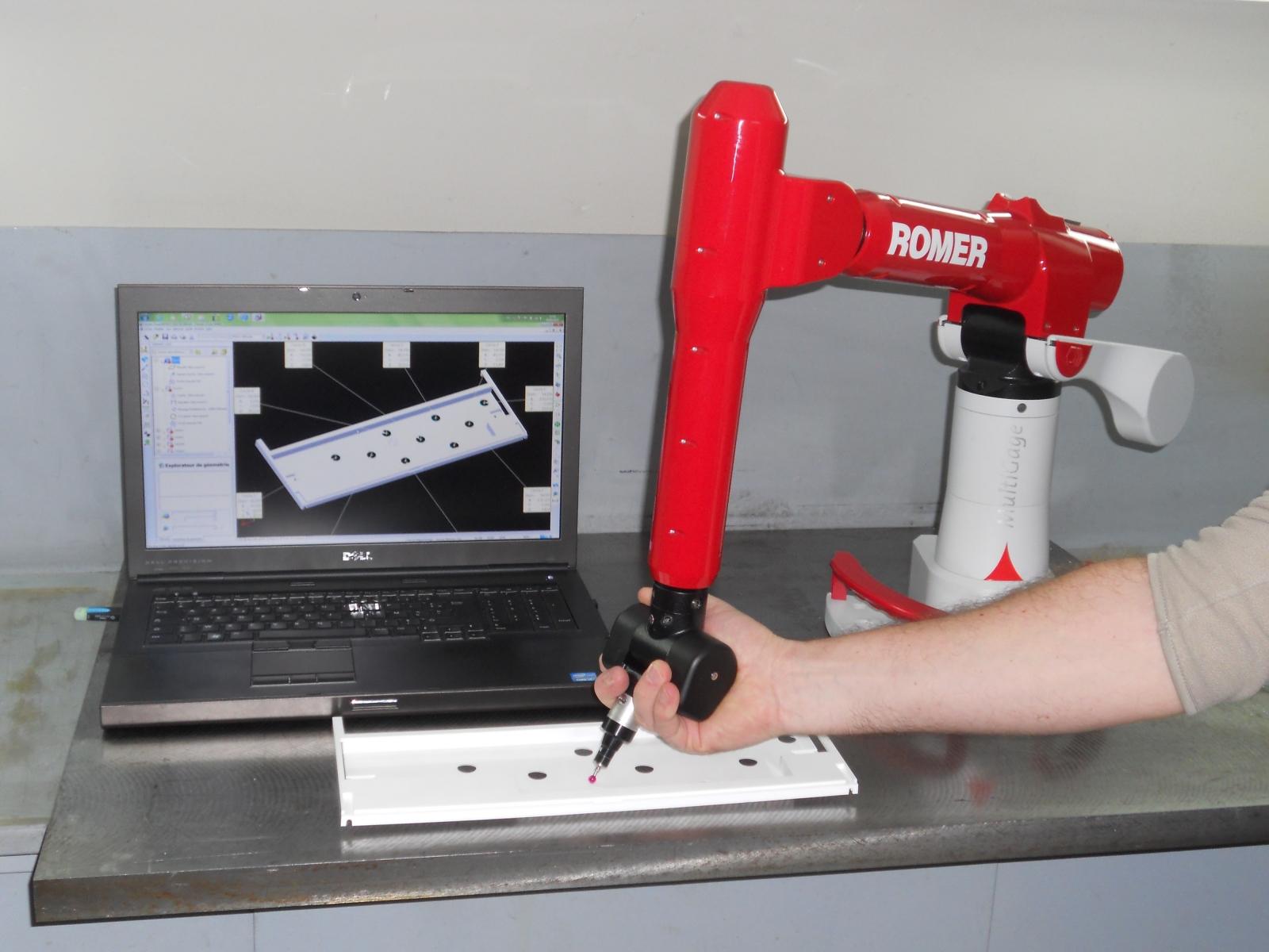 Bras de mesure ROMER MultiGage