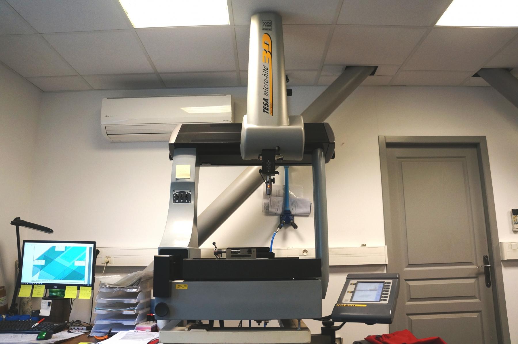 Tridimensionnel TESA Micro-Hite 3D