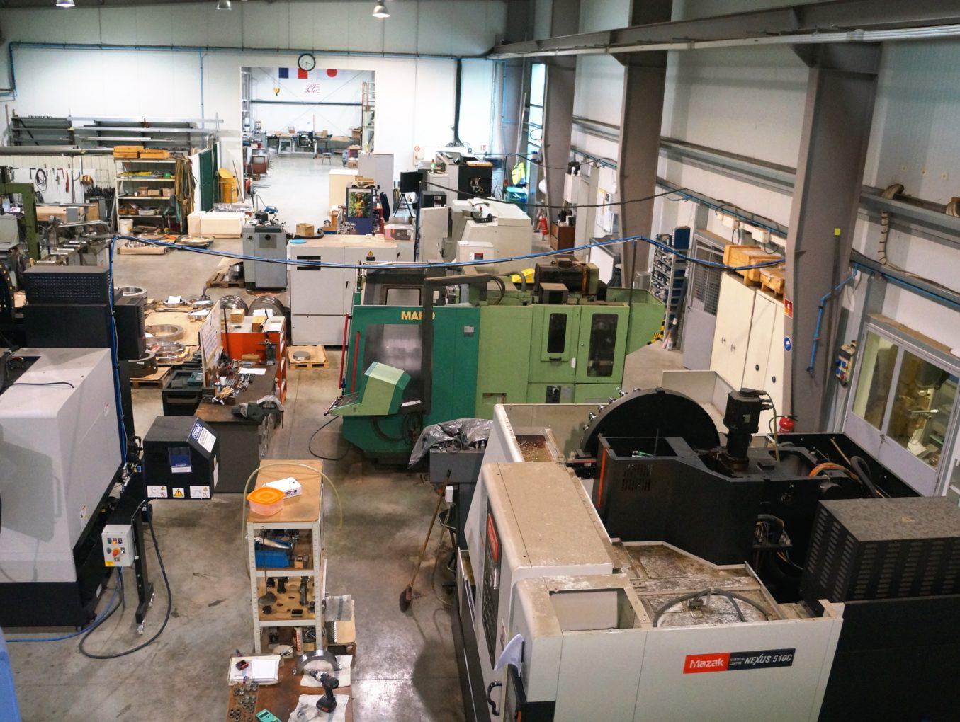 L'Atelier MGS - Partie 1
